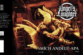 Hells Bells Beers - Angel's Laughter